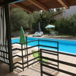 Casa Vacanze Le Delizie Di Altavilla: Piscina Panorama Fiori E Frutti A 700m Dal Mare